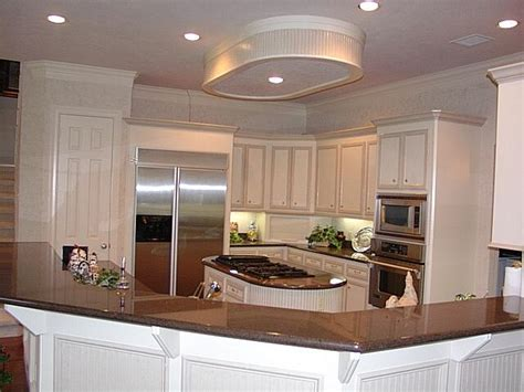recessed lighting ideas for kitchen false ceiling cove designs studio design gallery