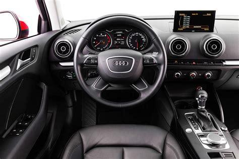 audi a3 sedan interior audi a3 sedan flex vende mais que concorrentes somados