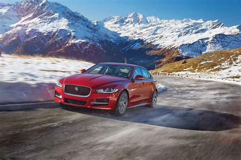 jaguar 4wd cars new jaguar xe gains 4wd and better infotainment for 2016