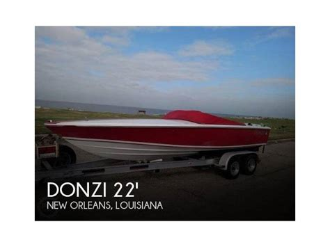 donzi boats speed donzi 22 classic speed boat in florida day fishing boats