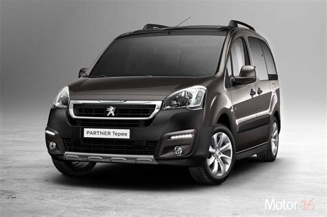 peugeot partner 2016 2016 peugeot partner tepee pictures information and