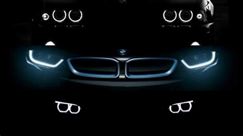 bmw headlights at and the coolest headlights award goes to bmw