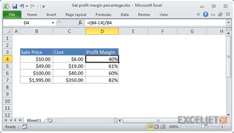 Net Credit Margin Formula Percentage Markup Calculator Related Keywords Percentage
