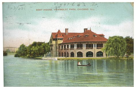 boat house chicago boat house humbodlt park chicago ill the portal to