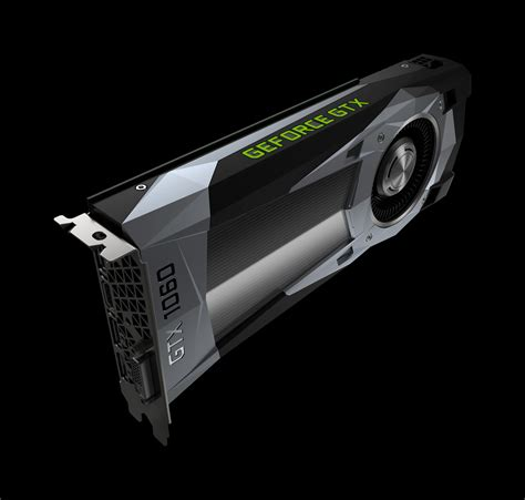 Vga Gtx 1060 nvidia geforce gtx 1060 specifications confirmed
