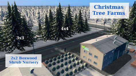 snowy tree nursery 3 215 3 christmas tree farm cities