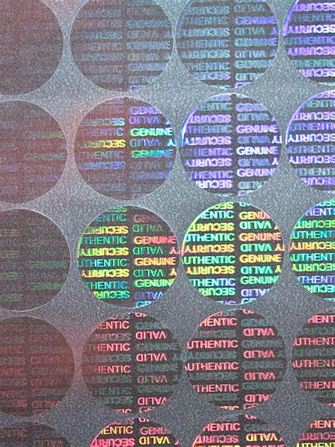 Etiketten Transparent Rund 20 Mm by Hologramm Etiketten Transparent Rund 248 20 Mm Im