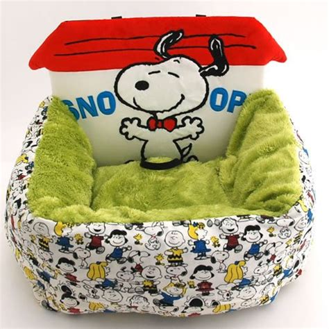snoopy dog bed new snoopy dog bed cushion cuddler snoopy house peanuts from japan ebay