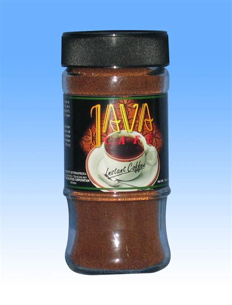 Coffee Indo java cafe instant coffee products indonesia java cafe