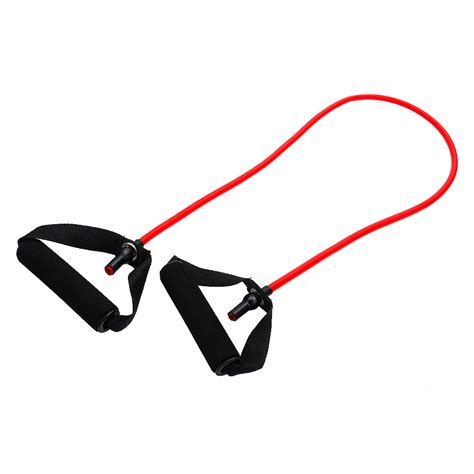 5 pieces resistance bands set home fitness workout bands