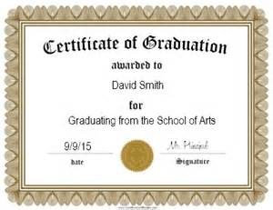 Certificate Graduation Template Pics Photos Related Pictures Graduation Certificate