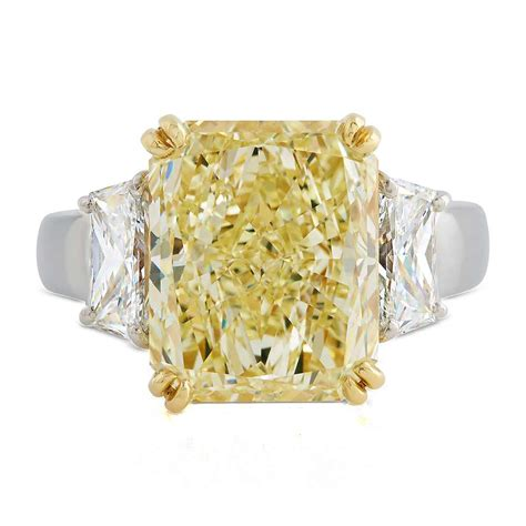 yellow diamonds in the light luxury wedding jewelry from colin cowie equally wed
