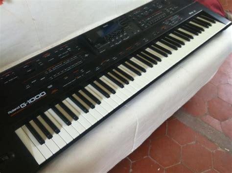 Keyboard Roland G 1000 roland g 1000 image 118880 audiofanzine