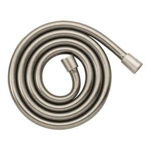 rubber tubing home depot hansgrohe techniflex 63 in rubber shower hose in