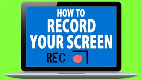 how to record your screen in hd youtube