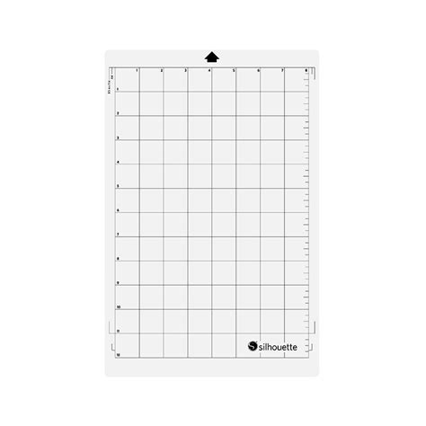Silhouette Portrait Cutting Mat by Silhouette Portrait Cutting Mat Graphtec Gb