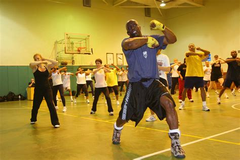 tae bo billy banks exercise with a twist get fit without the the bloq
