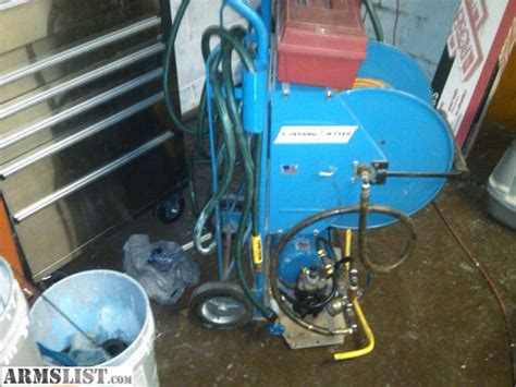 armslist for trade mustang 10e water jetter for trade