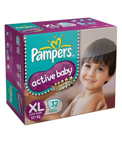 pers active baby 5 skin comfort size xl xtra large
