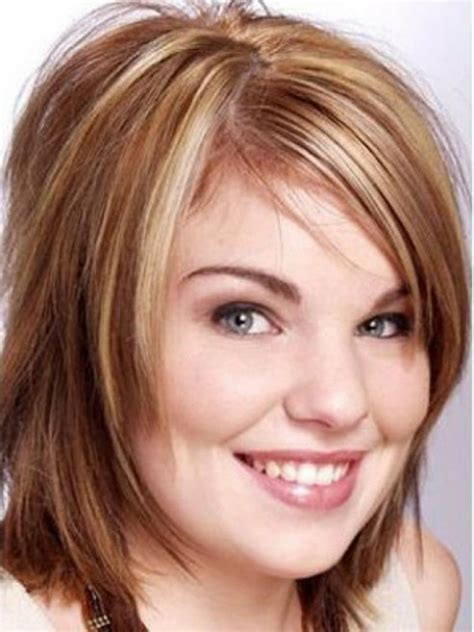 thin hair fat neck best 25 bobs for round faces ideas on pinterest short