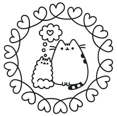Pics Of Coloring Pages by Pusheen Coloring Pages Best Coloring Pages For