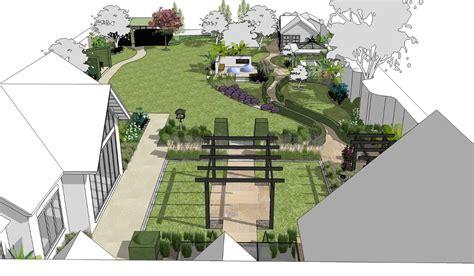 large garden layout design prepossessing 20 large garden design decorating design of
