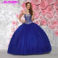 popular royal blue quinceanera dresses buy cheap royal