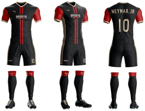 design jersey psd the most realistic soccer uniform template on the internet