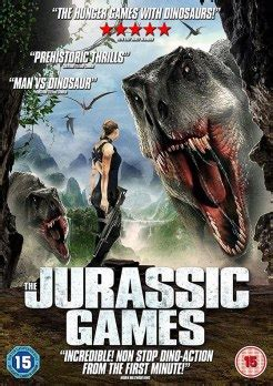 the jurassic games – usa, 2018: updated with horrorpedia