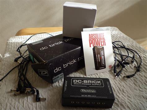 Jual Dc Brick Dunlop dc10 dc brick dunlop dc10 dc brick audiofanzine