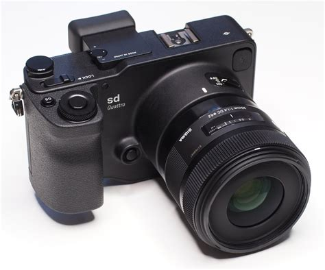 sigma sd quattro review