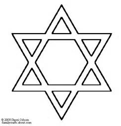 star of david coloring page star of david images amp pictures becuo
