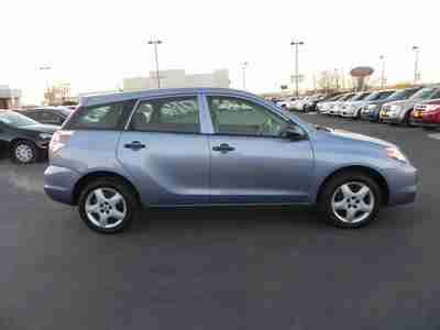 2007 toyota matrix xr mpg buy used 2007 toyota matrix xr 34 mpg compact hatch 1