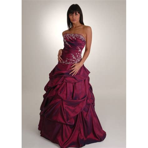 cheap colored wedding dresses colored wedding dresses colored fuchsia corset