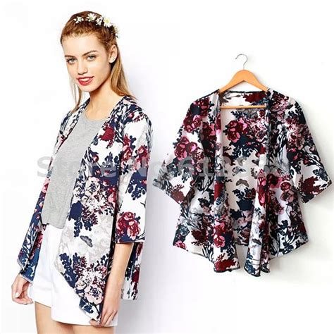 Flower Metal Blouse Size S M L 18585 free shipping trustworthy new vintage floral shawl