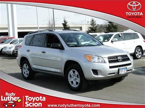 Toyota For Sale Mn Used Toyota Rav4 For Sale Minneapolis Mn Cargurus