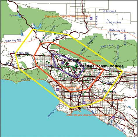Redlands Mba Gis by Business School Analyzes Regional Center Locations