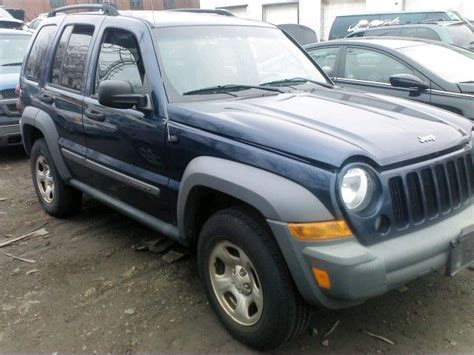 2005 Jeep Liberty Parts Used 2005 Jeep Liberty Front Part 2095798