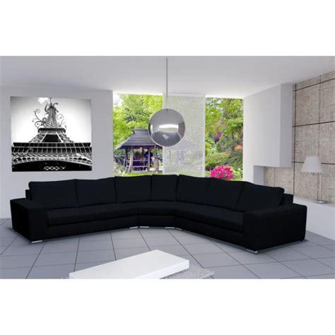 grand canap 233 d angle 6 places cari confortable et 224 petit prix moderne