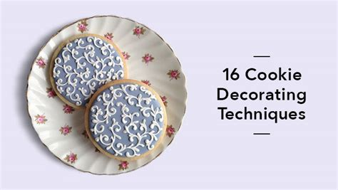 learn cookie decorating techniques  craftsys class
