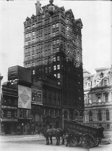 West End Trust Building, Broad Street at South Penn Square