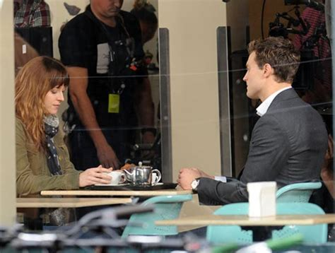 fifty shades of grey casting auditions aaron taylor johnson reveals why wife didn t cast him in