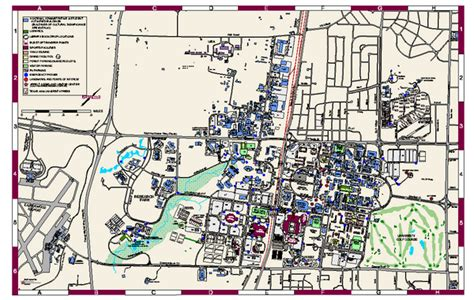 tamu cus map map college station tx breeds picture
