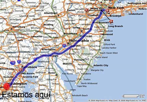 washington dc map new york tulsa challenge x