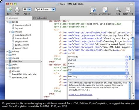 best web design editor mac 20 of the best free coding editors 1stwebdesigner
