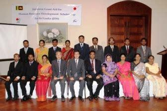 Hitotsubashi Mba Scholarship by Japan Pledges Further Rs 245 Million To Sri Lanka For