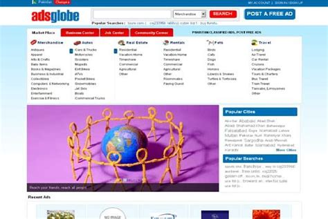 best free classifieds adsglobe best free classifieds websites