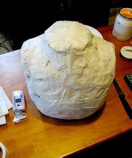 How To Make A Paper Mache Bust - 17 best images about paper mache clay inspiration