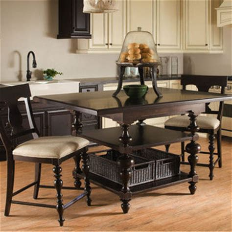 paula deen kitchen gathering table from furniture