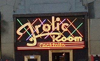 frolic room koo koo california from a to z march 2009